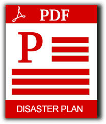 disaster plan